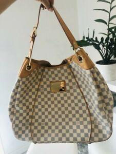 Louis Vuitton Handbag.  Damier Azur Galleria PM