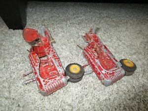 Agco Massey Harris Ferguson Farm Toy Reuhl Custom Parts Restore 2 44 Tractors