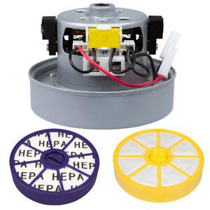Motor 1600W YDK + 2 Filter für Dyson DC05, DC08, DC08T und DC11-DC29 kompatibel
