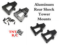 Rear Aluminum Shock Towers for redcat Gen8 Scout II in black Free Shipping!!