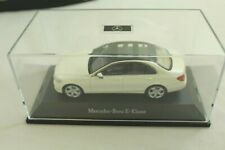 E Klasse W213 Limousine ori Kyosho ® für Mercedes Miniatur Modell auto 1:43 weiß