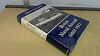 British Naval Aircraft since 1912 Hardcover Owen Gordon Thetford