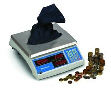 Brecknell B140-CC, Coin Counting Scale, 60 lb x .001 lb
