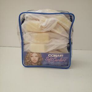 Conair Soft Curlers Body & Bounce 24 Piece 2 Different Sizes Included