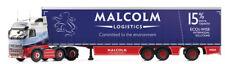 CC14032 Corgi 1:50 Volvo FH (Face Lift) Super-Schiebeplanen-Trailer WH Malcolm R