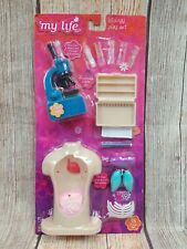 MyLife Brand Products My Life Biology Play Set for Dolls New Free Shipping