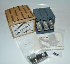 SIEMENS 3VA9133-0JF60 Distribution Wire Connector 3P 125A 6-Wire 3 PC 3VA4/5 NEW