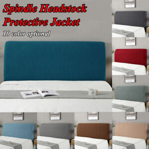 All-inclusive Bedside Cover Bed Back Protection Elastic Headboard Bed Head Cover