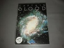 CAPTAIN BLOOD AMIGA 500 1000 2000 EXXOS BIG BOX