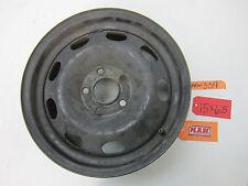 97-01 CATERA 15 X 6.5 INCH STEEL WHEEL SPARE TIRE CAR TRUNK RIM OEM OE USED GM