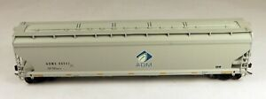 Atlas #20002516 ACF 5701 Grain Covered Hopper ADM (Leaf) #80241 1/87 HO Scale