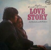 Neil Richardson Orchestra-Love Story Vinyl LP.1971 Music For Pleasure MFP 5189.