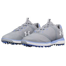 Under Armour Ladies Fade RST Golf Shoes Lightweight Waterproof Spiked UA