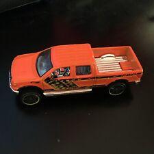 Hot Wheels Ford F-150 Pickup Truck - Orange - 2012