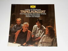 Anne-Sophie Mutter - Violin - SEALED LP - BEETHOVEN - Triple Concerto - Yo Yo Ma