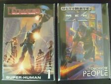 The Ultimates Vol. 1 Superhuman + Ultimate X-Men Vol. 1 Marvel Softcover