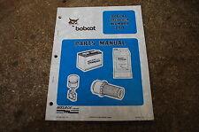 heavy equipment manuals books for bobcat trencher ebay rh ebay com