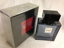 CODE 37 SPORT FOR MEN 3.3 OZ EDT SPRAY BY KAREN LOW NEW IN A BOX