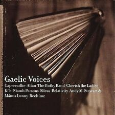 Gaelic Voices -- Various Artists -- New Gaelic Song CD -- Scotland/Ireland