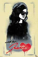CELEBRITY POSTER Jackie O With Love