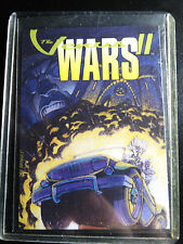1993 #2 Venus Wars 2 Dark Horse Advance Comics Manga Month Checklist Promo Card