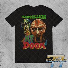 Mf Doom T-Shirt, Vintage 90's Hip Hop Rap Unisex Tee Shirt