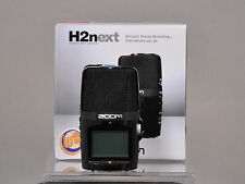 Zoom H2next Handy Recorder NEU, portabler WAV und MP 3 Recorder