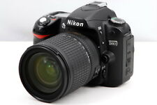 Nikon D80 w/ AF-S DX Nikkor 18-135mm G 10.2 MP DSLR Zoom Lens Kit [EX+++]