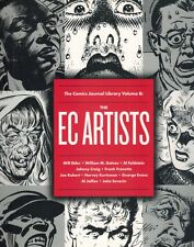 The Comics Journal Library Volume 8: The DC Artists 2013 SC BOOK