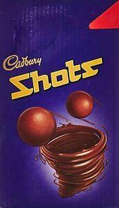 Cadbury Dairy Milk Shots, 60 Pieces ORIGINAL PRODUCT