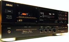 AKAI GX 75 Reference Master cassetta registratore, reviediert con garanzia, BDA