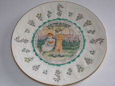 "Royal Doulton Bone China Plate - ""Sagittarius - The Archer"" - 1977"