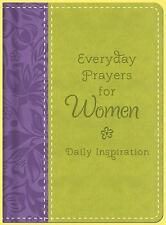 New Life Bible: Everyday Prayers for Women : Daily Inspiration by Barbour...
