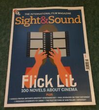 SIGHT AND SOUND FILM MAGAZINE - August  2018 - New FREE P&P