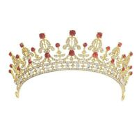 Luxury Wedding Bridal Crystal Tiara Crowns Princess Queen Pageant Prom C5A3