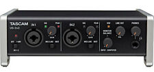 Tascam US-2X2 USB 2 in/2 out USB 2.0 24-bit/96kHz Audio Interface NEW