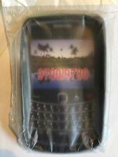 BlackBerry 9700 Bold, 9780 Bold Fitted TPU Flexible Gel Skin Case in Black B/New
