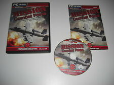 MISSION COMBAT FORCE Pc Add-On Flight Simulator Sim 2004 & X FS2004 FSX