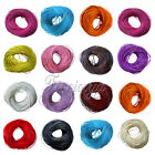 3/5/10M Real Leather String Cord Round 2mm Necklace Charms Rope For Jewelry DIY