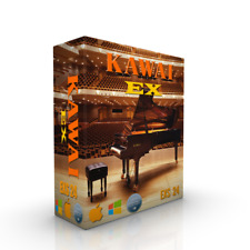 Kawai EX Piano for KONTAKT and Logic EXS 24