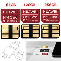 64GB 128GB 256GB Speicherkarte 90MB/s NM Card für Huawei Mate 20 All Series