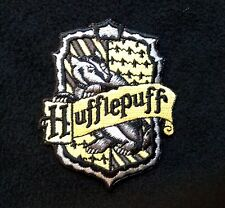 Hufflepuff   Iron On Embroidery Patch Harry Potter 3 Inch Hogwarts  GRYFFINDOR