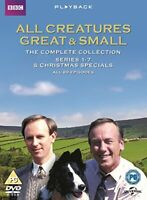 All Creatures Great and Small Complete Collection [DVD] [2013][Region 2]