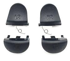 L2 R2 L1 R1 Replacement Buttons Triggers Springs Set PS4 Controller JDM JDS 030