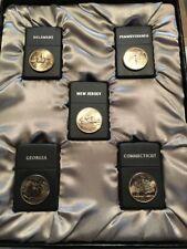 Zippo 5pc 1999 State Quarters Gift Set  Volume 1 *NEW*