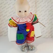 """Danbury Mint Kewpie Bring Your Laughter 12"""" Porcelain Collectors Doll"""
