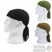 Airsoft Breathable Bandana Pirate Cap Helmet Liner Army Hat Headband Zandana UK