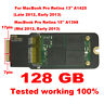"""NEW 128GB SSD For Macbook Pro Retina 13"""" A1425 15"""" A1398 2012 Early 2013 imac"""