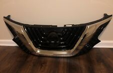 2015-2017 NISSAN MURANO FRONT GRILLE ASSY OEM USED GENUINE 62310-5AA0A