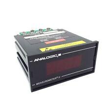 Pannello Voltmetro an25m04-ep-2-xx-x-x ANALOGIC 220Vac an25mo4ep2xxxx